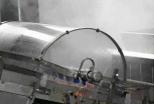 台湾産桜えびの加工 - 冷却