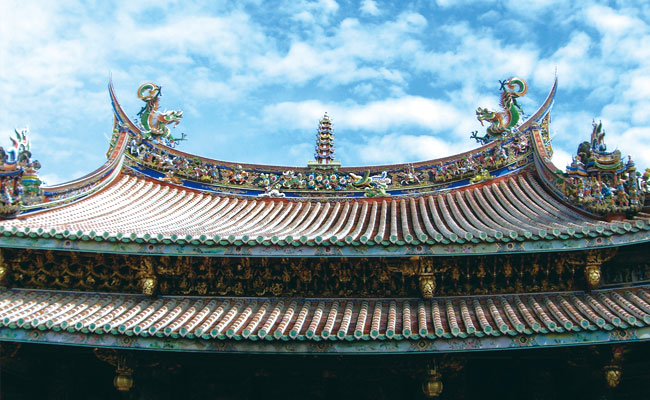 孔子廟(こうしびょう)